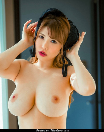 Image. Anri Okita - naked asian with big tittes photo