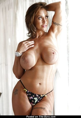 Yummy Babe with Yummy Defenseless G Size Titty (Hd Sexual Pic)
