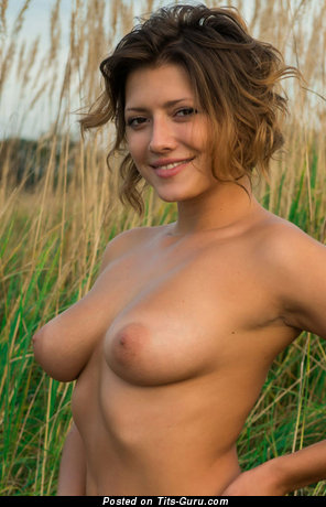 Image. Liane B - sexy beautiful girl with medium natural breast photo