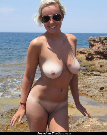 Image. Wonderful girl with big natural breast pic