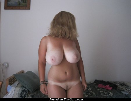 Image. Amazing woman with huge natural boobies pic