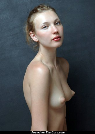 Image. Naked awesome girl with natural boobs picture