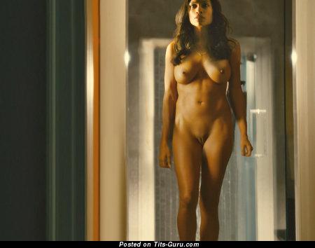 Rosario Dawson - фото невероятной голой латиноамериканки с средними натуральными дойками