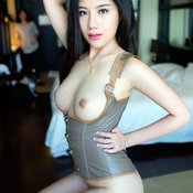 Yi Yao Feng - asian with natural tittys pic