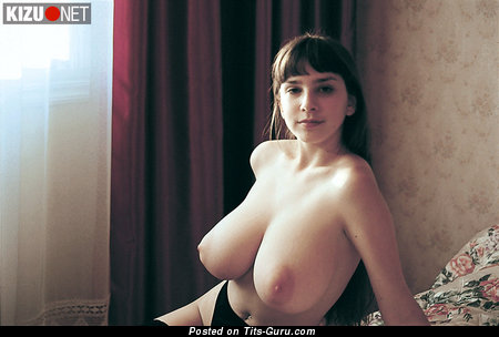 Image. Julia - naked amazing female with huge natural tittes pic