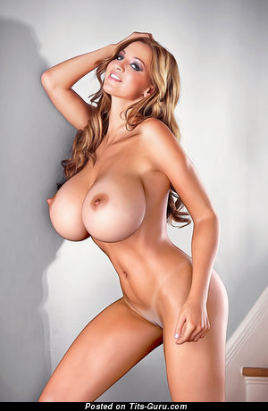 Jordan Carver - Hot German Blonde with Hot Open Sizable Boobie & Huge Nipples (Hd Xxx Pic)