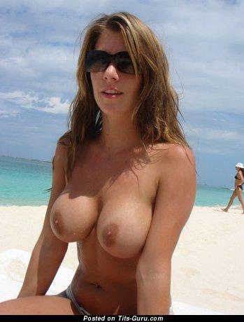 Fishing big tits