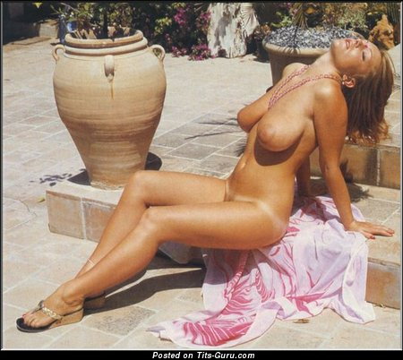 Image. Vicki Patterson - nude amazing woman with natural tits vintage