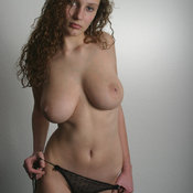 Ashley Spring - wonderful lady with big natural boob photo