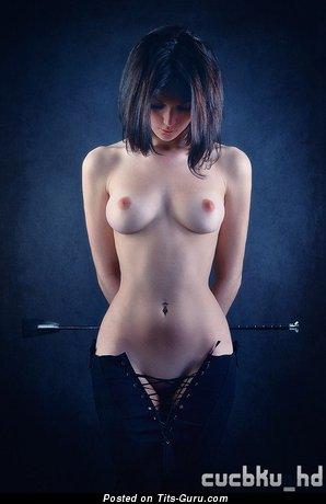 Image. Wonderful female with medium boobs pic