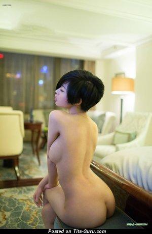 Image. Lina - naked asian with big natural tittes pic