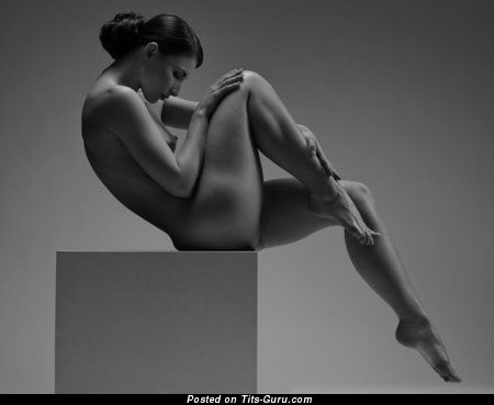 Sexy naked hot woman image