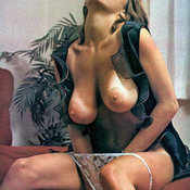 Linda Gordon Aka Stephanie Platt - sexy amazing girl with big boobs vintage