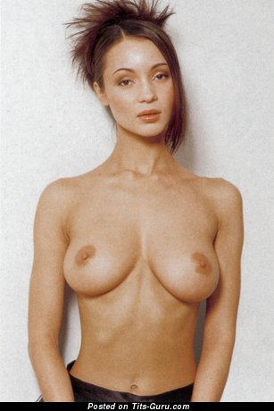Image. Oksana Konakova - nude nice girl with medium natural breast pic