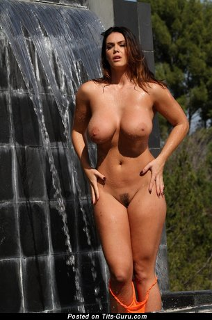 Image. Alison Tyler - amazing female with big breast image
