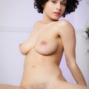 Lubachka - awesome female with big natural boobs picture