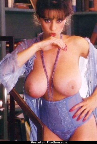 Image. Patricia Farinelli - nude awesome lady with big natural tits pic