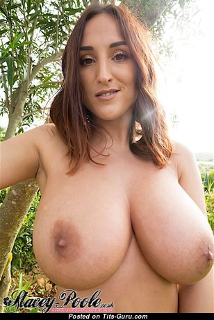 Splendid Nude Babe with Weird Nipples (Hd Sexual Image)
