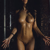 Светлана Билялова - brunette with big tittys photo