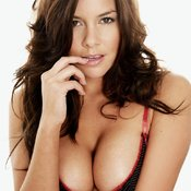 Awesome lady with big tittys image