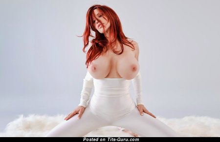 Image. Naked awesome lady with huge fake tits pic