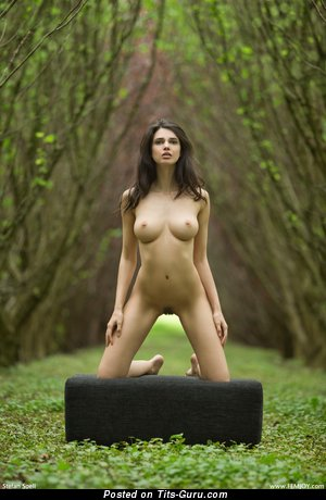 Jasmine Andreas - nude awesome female with medium boob pic