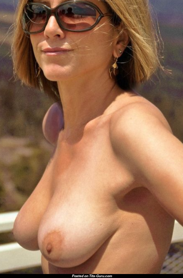 Manage somehow. Jennifer aniston nude tits useful piece