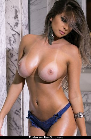 The Best Brunette with The Best Open Real Regular Chest & Tan Lines (Hd Xxx Wallpaper)