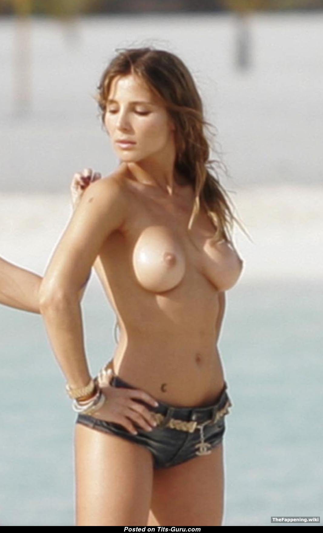 elsa pataky nude red hair babe sex photoshoot