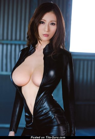 Julia Boin - nude asian with big natural tittys photo