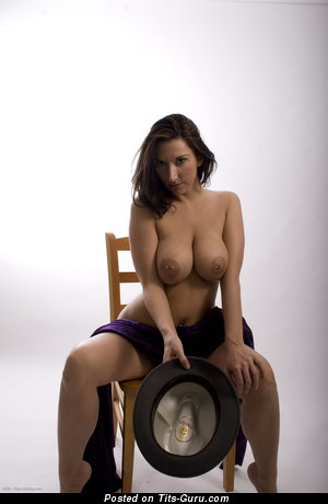 Image. Electra - nude amazing lady with big boobs image