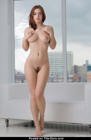 Kamilla J - Elegant Russian Bimbo with Elegant Bare Natural Normal Chest (Hd Xxx Picture)