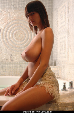 Lucy C Gabrielle - nude nice lady with big natural tittes picture