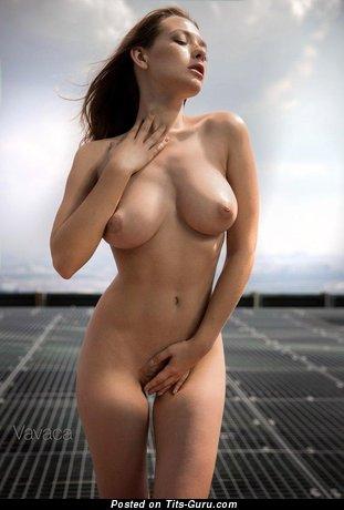 Image. Olga Kobzar - sexy nude nice woman picture