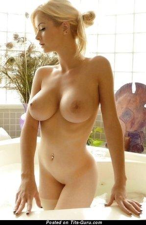 Image. Nude nice girl with big boob photo