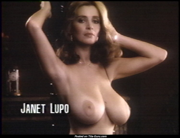 Janet lupo topless