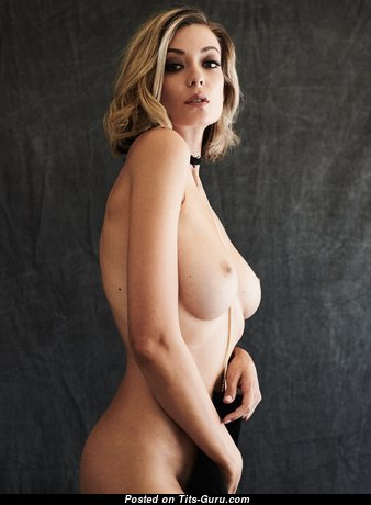 Anna Lisa Wagner - Dazzling Blonde with Dazzling Naked Real Boobs (Hd 18+ Foto)