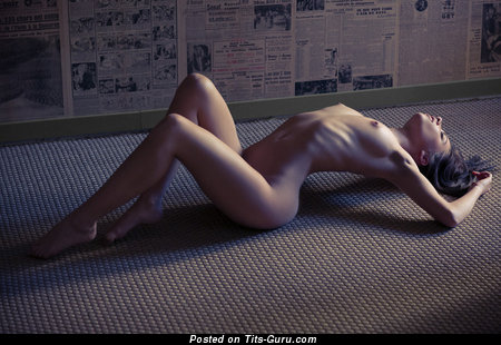 Image. Naked awesome female photo