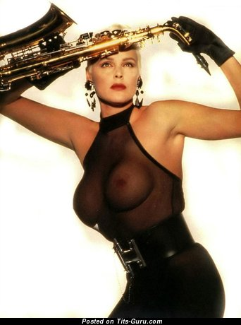 Brigitte Nielsen - Perfect Danish Blonde Actress with Perfect Naked Mid Size Boob (Hd Sexual Photoshoot)