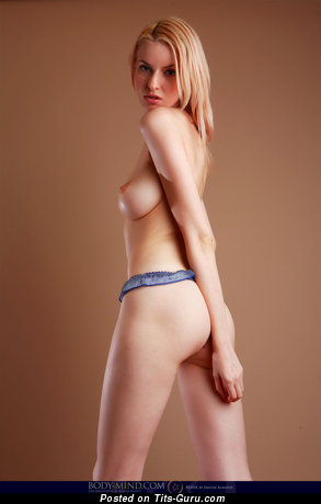 Image. Izolda Queen - nude awesome lady with medium natural tits image