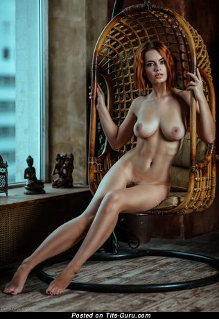 Naked red hair image