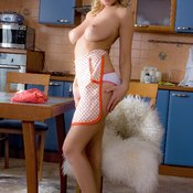 Mandy Dee - amazing girl with big natural tittes photo