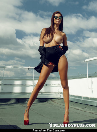 Image. Bilyana Evgenieva - nude brunette with big tits picture