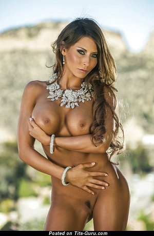Image. Madison Ivy - nude blonde with big boobs photo