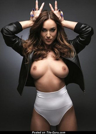 Image. Rosie Jones - naked beautiful girl with big natural tits picture