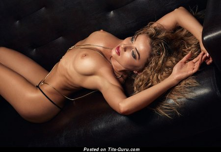 Image. Maria Vishnevskaya - sexy naked beautiful girl image
