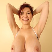Tessa Fowler - wonderful girl with huge tittes pic