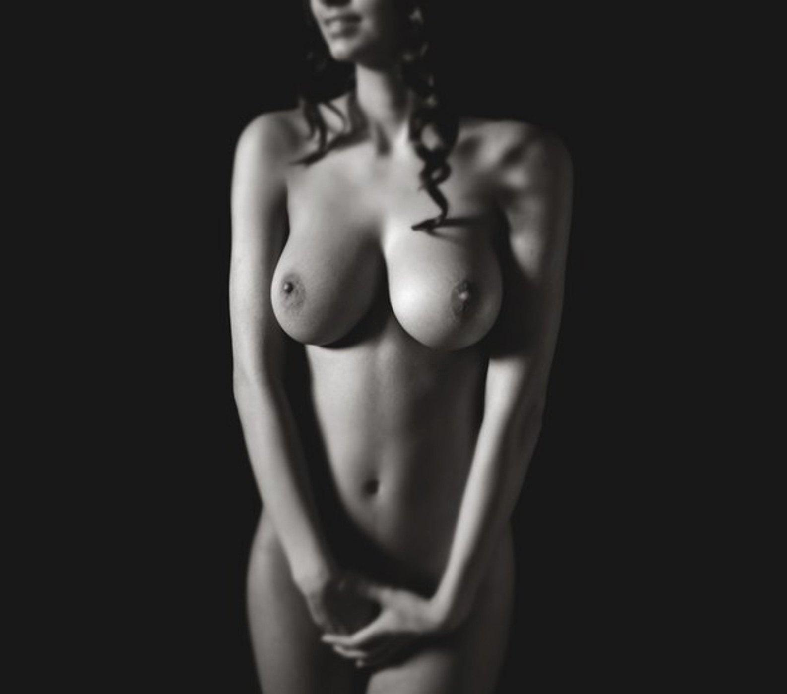 Красивое голое тело женское фото