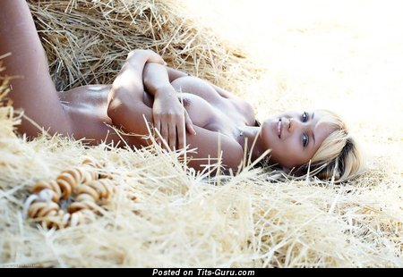 Hot Honey with Hot Bald Natural Tight Tittes (Sexual Photo)