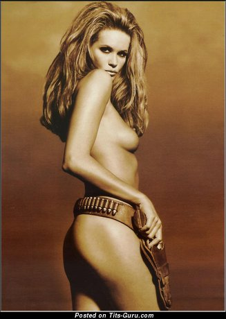 Elle Mcpherson - Good-Looking Unclothed Australian Babe (Hd Sexual Foto)